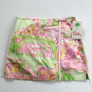 Lilly Pulitzer Girls Lennie Skirt Skort